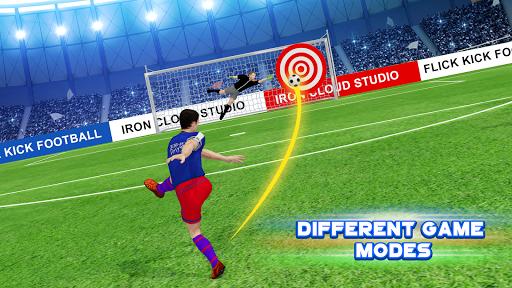 Soccer Strike Penalty Kick Football Super League u26bd 1.6 Screenshots 4