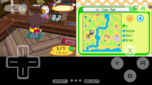 vDS - NDS Emulator  screenshots 1