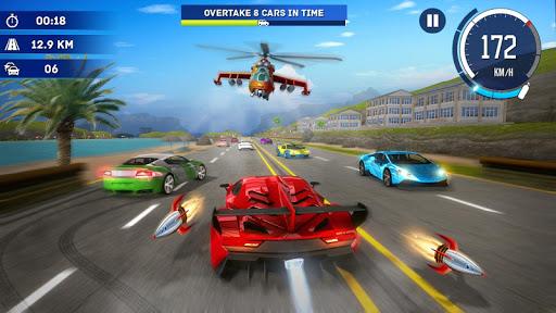 Fast Car Traffic Racing Games 2021:Free Car games 2.2.4 screenshots 2