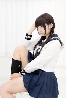制服美少女図鑑のおすすめ画像1