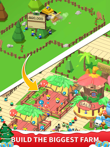 Idle Leisure Farm - Cash Clicker apktram screenshots 11