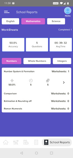 LearnPlay- A Parental Control with Assessment App  Screenshots 8