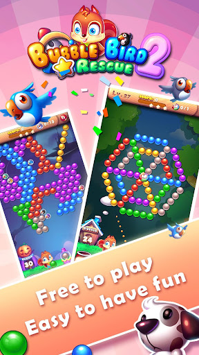 Bubble Bird Rescue 2 - Shoot! 3.1.9 screenshots 18