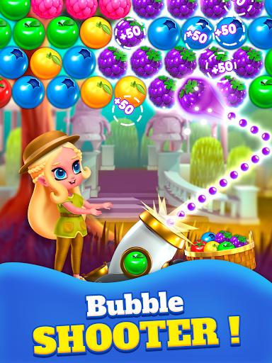 Bubble Shooter Princess Pop - Balloon & Ball Blast 5.3 screenshots 18