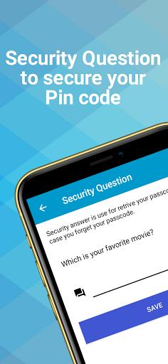 Gallery Lock - Photo & Video Vault App Fingerprint apktram screenshots 6