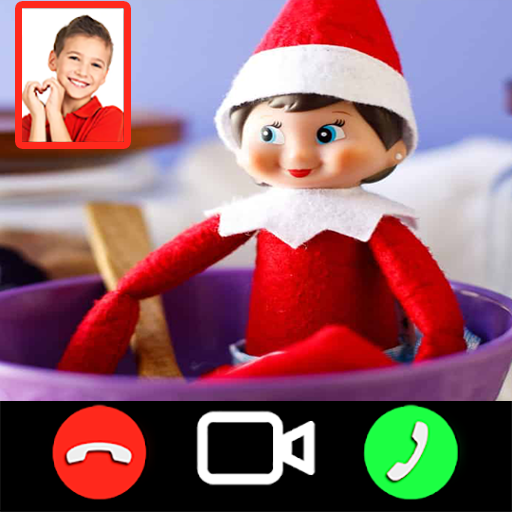 Call From Elf On The Shelf Simulator Video Call