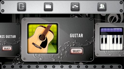 Band Live Rock - Drum, Piano, Bass, Guitar, voice 4.0.7 screenshots 1