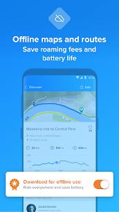Bikemap Mod Apk- Your Cycling Map & GPS Navigation (Premium) 3