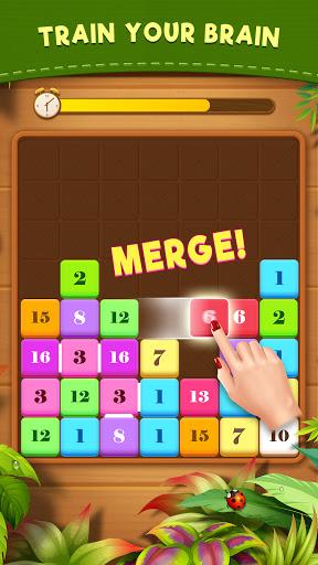 Drag n Merge: Block Puzzle 2.9.10 screenshots 2