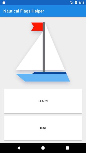 Nautical Flags Helper