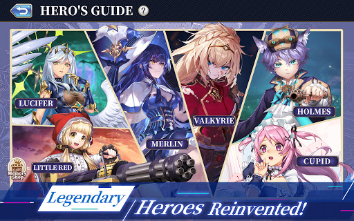 Goddess of Genesis S screenshots 18