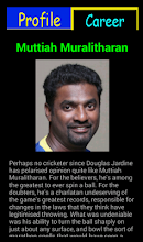 Sri Lanka Cricketers Book screenshot thumbnail