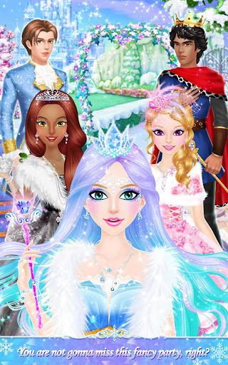 Princess Salon: Frozen Party  Screenshots 10