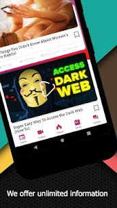 Darknet – Dark Web and Tor: Discover the Power 2