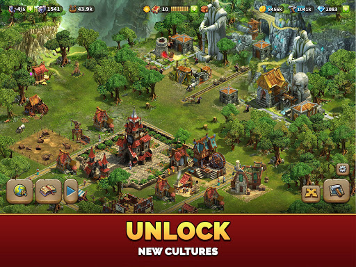 Elvenar - Fantasy Kingdom 1.117.3 screenshots 3