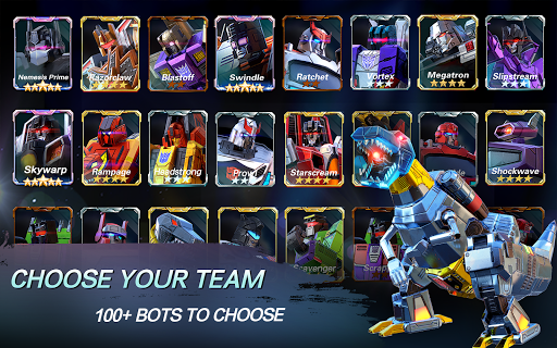 Transformers:Earth War android2mod screenshots 5