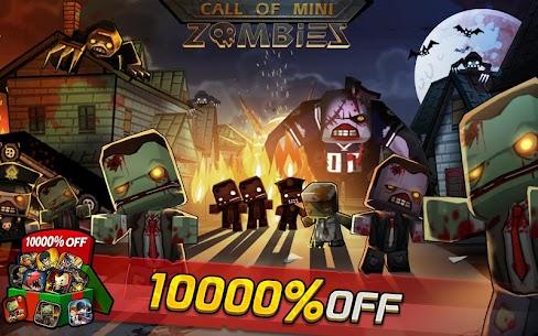 Baixar Call of Mini Zombies MOD APK 4.4.1 – {Versão atualizada} 1