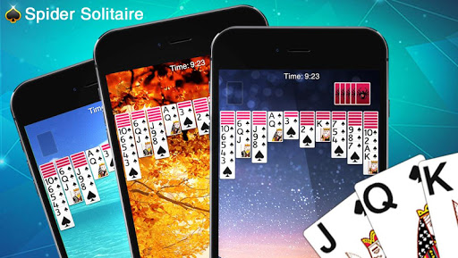 Spider Solitaire  screenshots 4