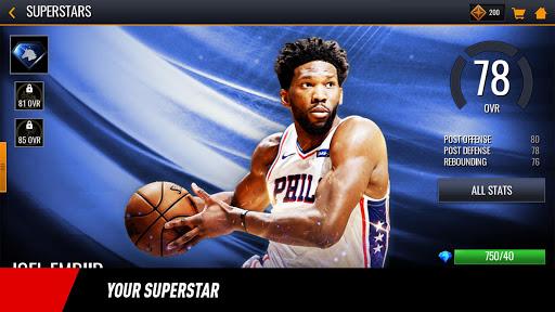 NBA LIVE Mobile Basketball 4.4.30 screenshots 12