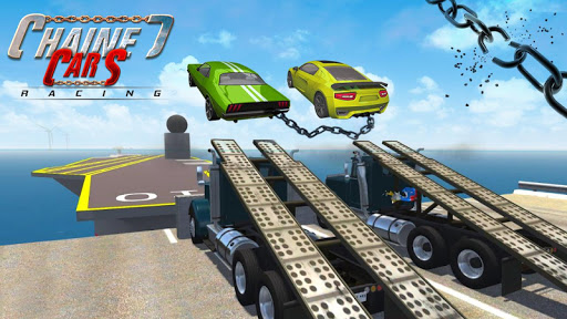 Chained Car Racing Games 3D  screenshots 2