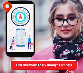 GPS Navigation 2021, Satellite Maps, Route Planner 1.0.5 Screenshots 3