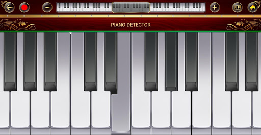 Piano Detector 4.9 screenshots 2