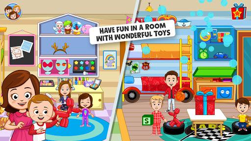 My Town: Home Dollhouse: Kids Play Life house game  screenshots 15