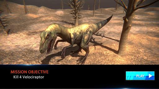 dino fps shooter – dinosaur shooting 2020 screenshot 3