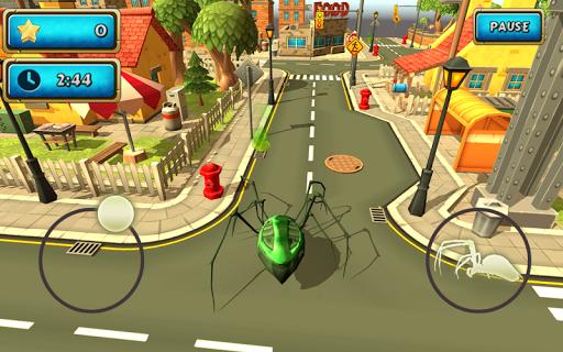 Spider Simulator: Amazing City  screenshots 18