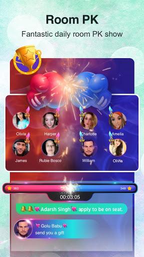 YoYo - Voice chat room, Audio chat, Casual games apktram screenshots 6