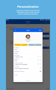 Nextiva App Screenshot