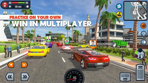 ud83dude93ud83dudea6Car Driving School Simulator ud83dude95ud83dudeb8 3.0.5 screenshots 5