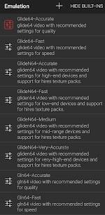 M64Plus FZ Pro Emulator v3.0.289 Mod APK 4