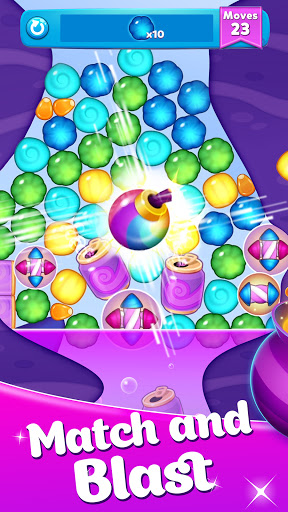 Crafty Candy Blast - Sweet Puzzle Game 1.30 screenshots 1