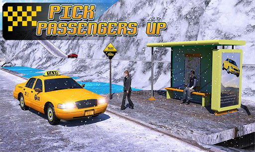 Taxi Driver 3D : Hill Station  screenshots 3
