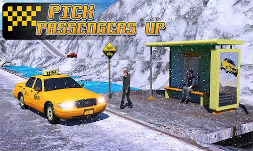 Taxi Driver 3D : Hill Station Mod Apk (Unlimited Money) 3