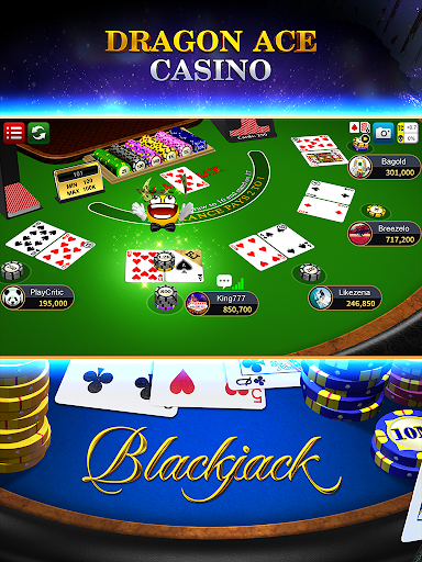 Dragon Ace Casino - Blackjack screenshots 15