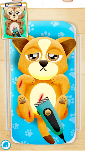 Pet Doctor. Animal Care Game screenshots 7