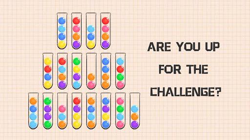 BallPuz: Ball Color Sorting Puzzle Games Apkfinish screenshots 22