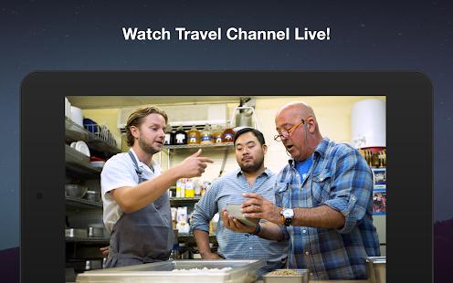 Travel Channel GO 2.18.1 Screenshots 9