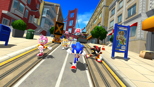 Sonic Forces u2013 Multiplayer Racing & Battle Game  screenshots 14