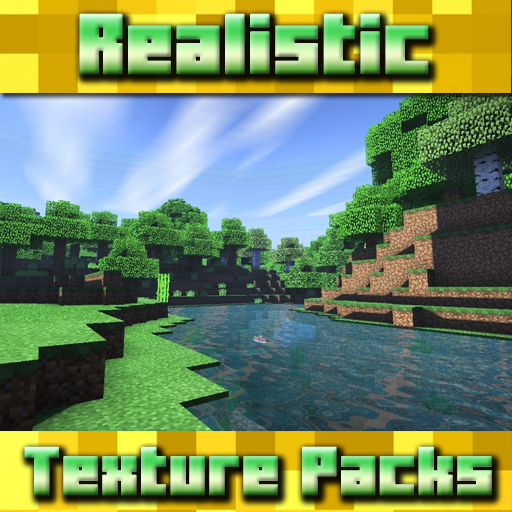 Realistic Textures for Minecraft PE