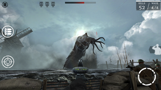 ZWar1: The Great War of the Dead Screenshot