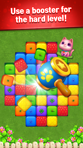 Sweet Garden Blast Puzzle Game 1.3.9 screenshots 6