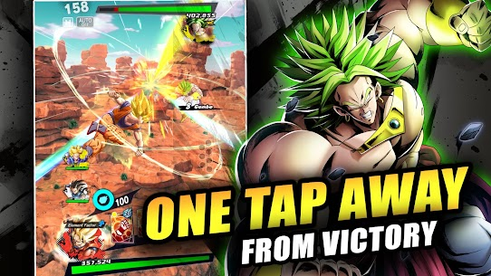 DRAGON BALL LEGENDS (MOD APK, 1 Hit Kill/1 Turn Win/All SubQuests Completed) v3.2.0 3