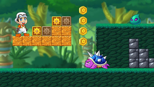Super Machino go: world adventure game  screenshots 6