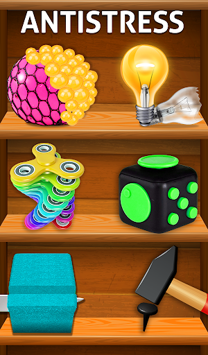 Anti stress fidgets 3D cubes - calming games apkpoly screenshots 10