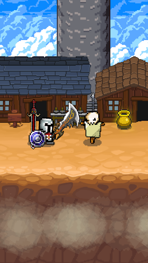 Grow SwordMaster - Idle Action Rpg screenshots 1