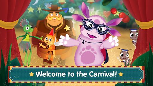 Moonzy: Carnival Games & Fun Activities for Kids  screenshots 1