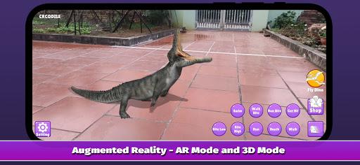 Dinosaur 3D AR - Augmented Reality 2.2.0 screenshots 4